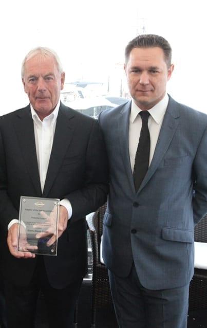 Sunseeker Awards 2014 Steven Watts