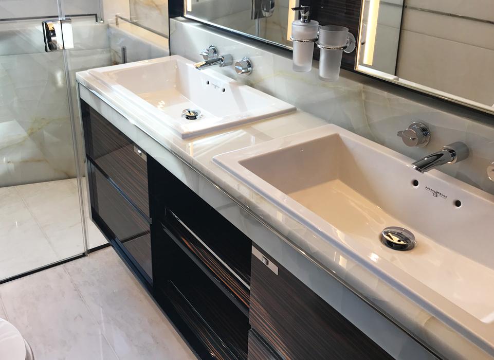 grama blend lightweight onyx for bathrooms