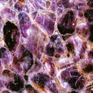 semi precious amethyst stone from grama blend uk