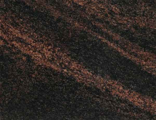 close up shot of aurora granite from grama blend uk