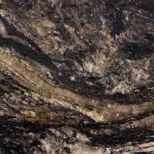 kosmus close up shot of stone from grama blend