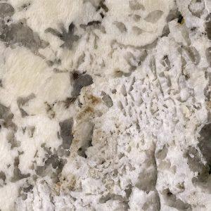 close up shot of white nevada stone from grama blend uk