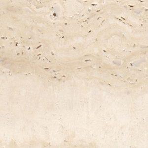 shot of light travertine stone from grama blend uk
