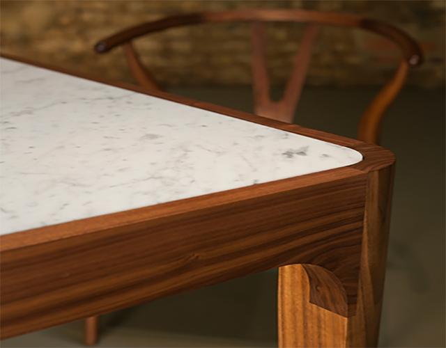 stone furniture table inlay